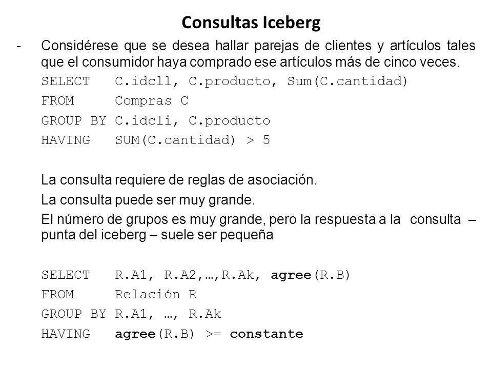 Consultas Iceberg
