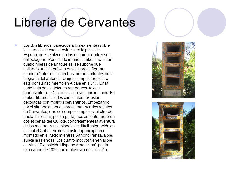Librería de Cervantes