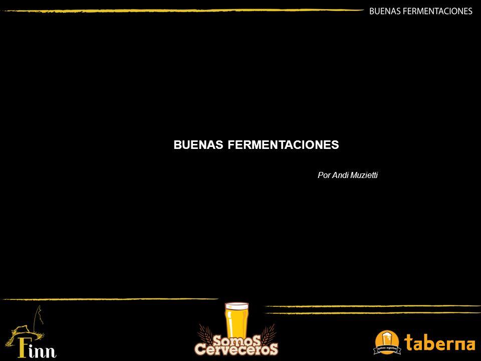 BUENAS FERMENTACIONES