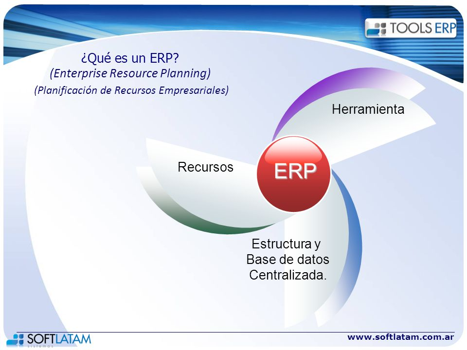 (Enterprise Resource Planning)