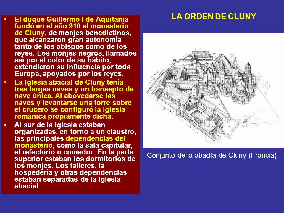 LA ORDEN DE CLUNY