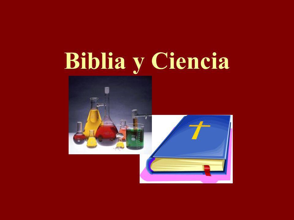 Biblia y Ciencia