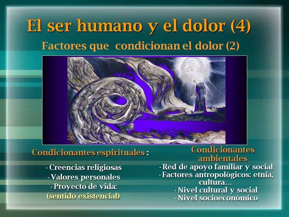 El ser humano y el dolor (4)