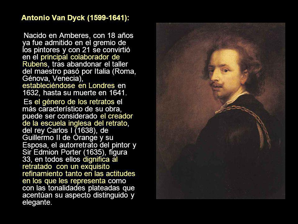 Antonio Van Dyck (1599-1641):