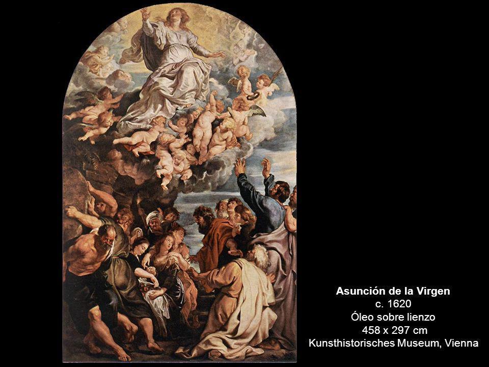 458 x 297 cm Kunsthistorisches Museum, Vienna