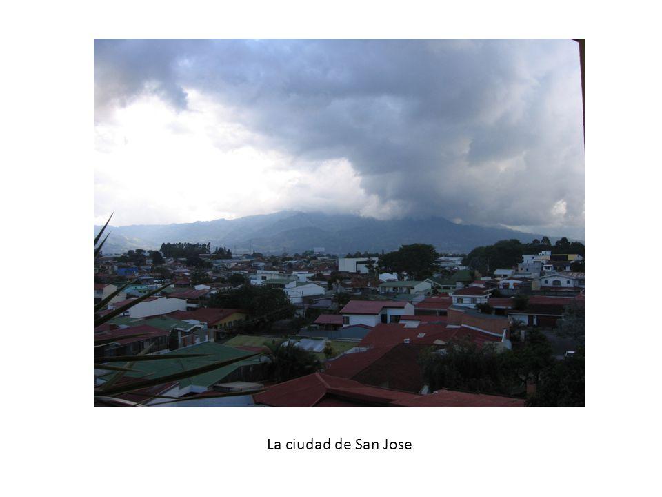 La ciudad de San Jose