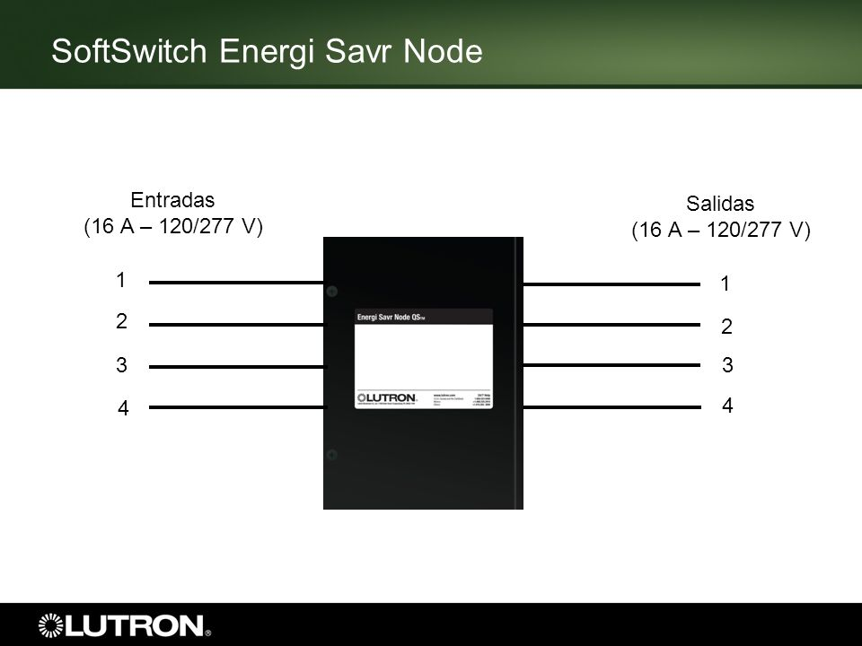 SoftSwitch Energi Savr Node