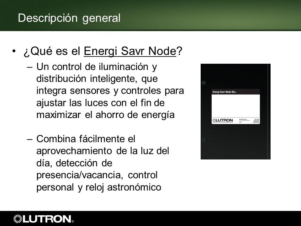 ¿Qué es el Energi Savr Node