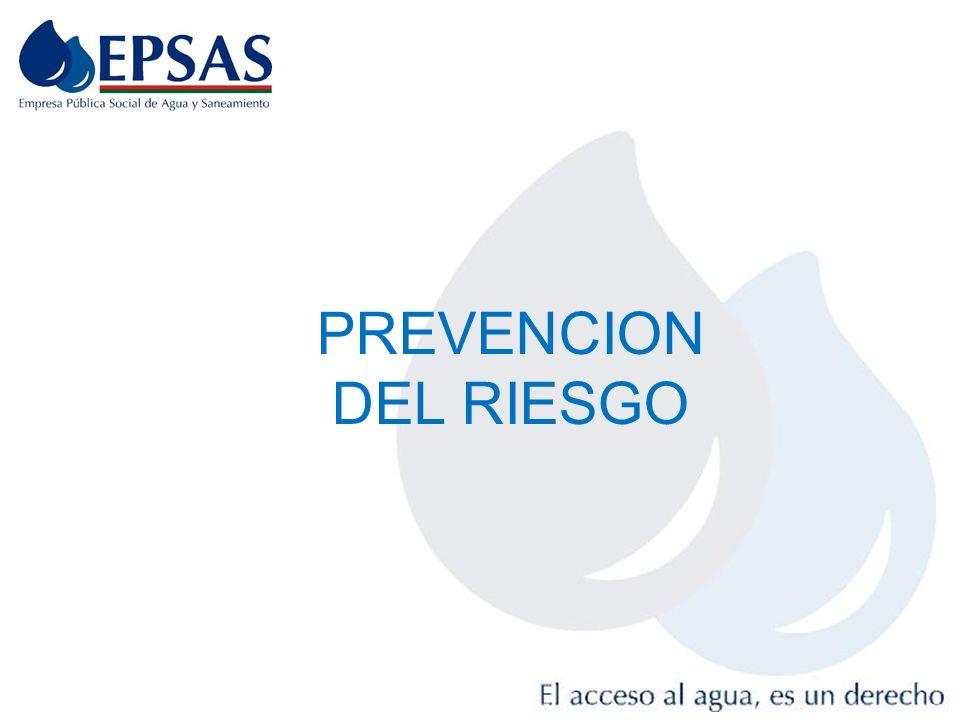 PREVENCION DEL RIESGO