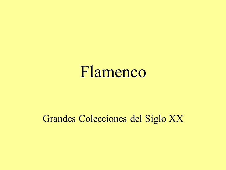 Grandes Colecciones del Siglo XX