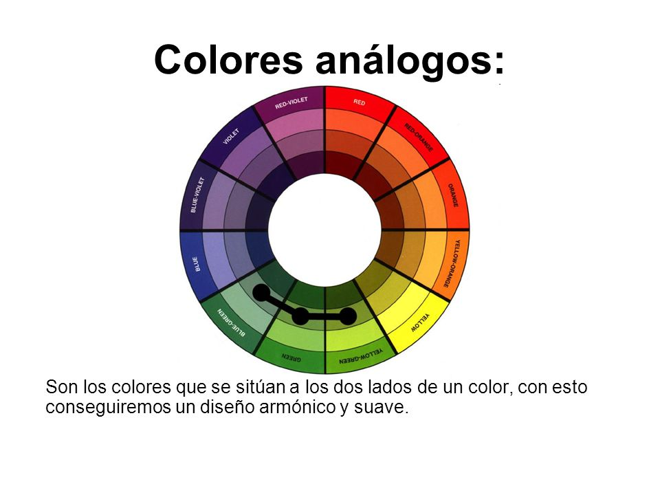 colores complementarios ppt video online descargar. Black Bedroom Furniture Sets. Home Design Ideas