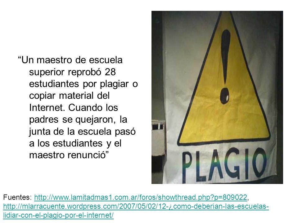 EL PLAGIO COMO UNA MALA PRÁCTICA EN EL TRABAJO INTELECTUAL