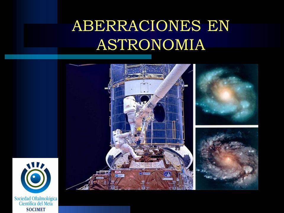 ABERRACIONES EN ASTRONOMIA