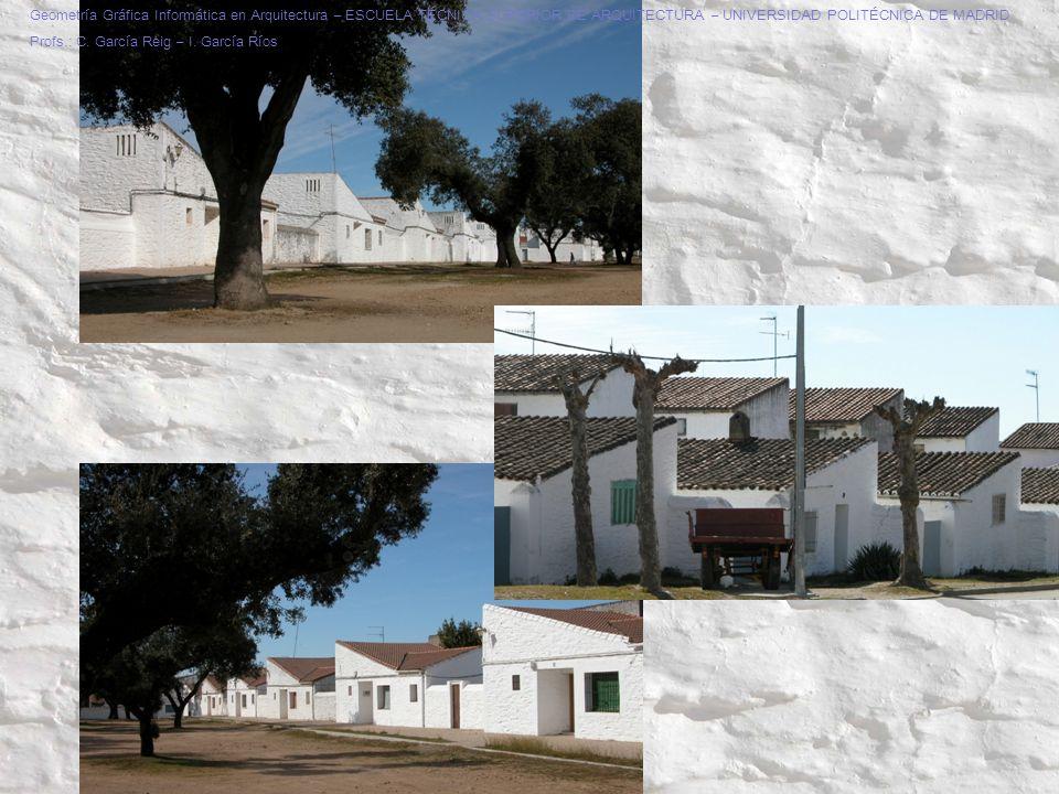 Poblado de colonizaci n de vegaviana c ceres ppt descargar Arquitectura politecnica