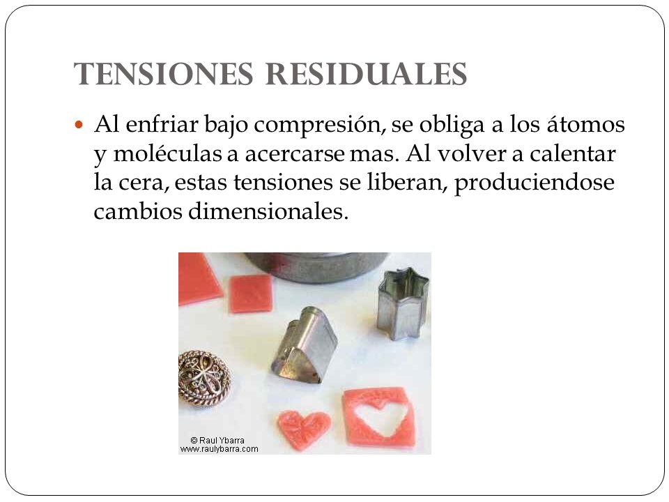 TENSIONES RESIDUALES