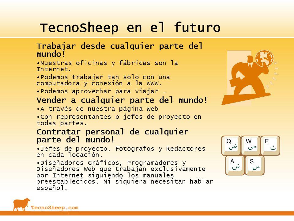 TecnoSheep en el futuro