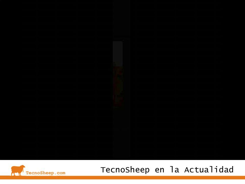 TecnoSheep en la Actualidad