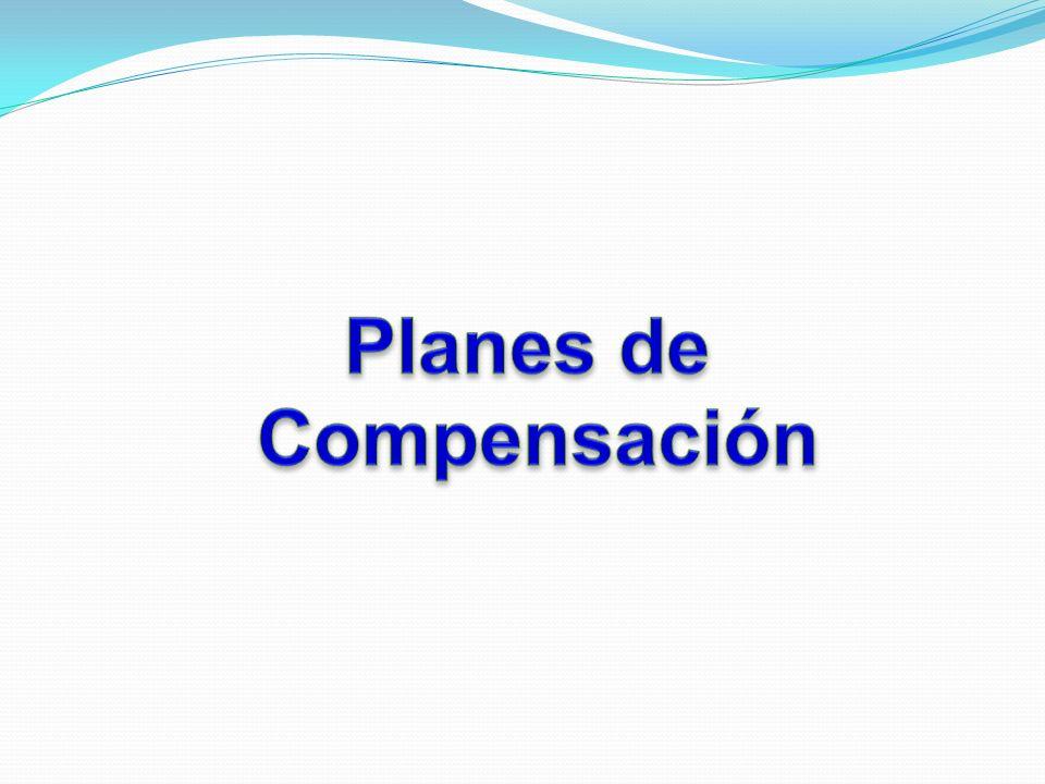 Planes de Compensación