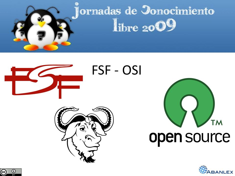 FSF - OSI