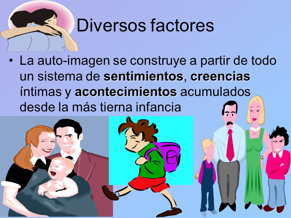 Diversos factores