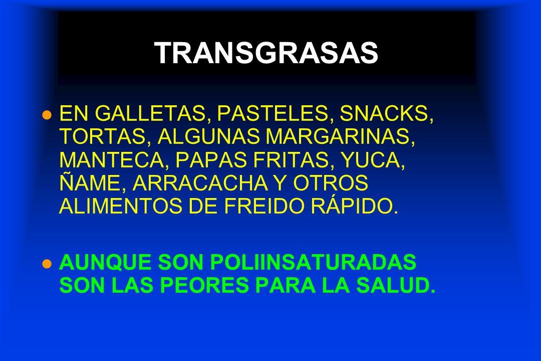 TRANSGRASAS