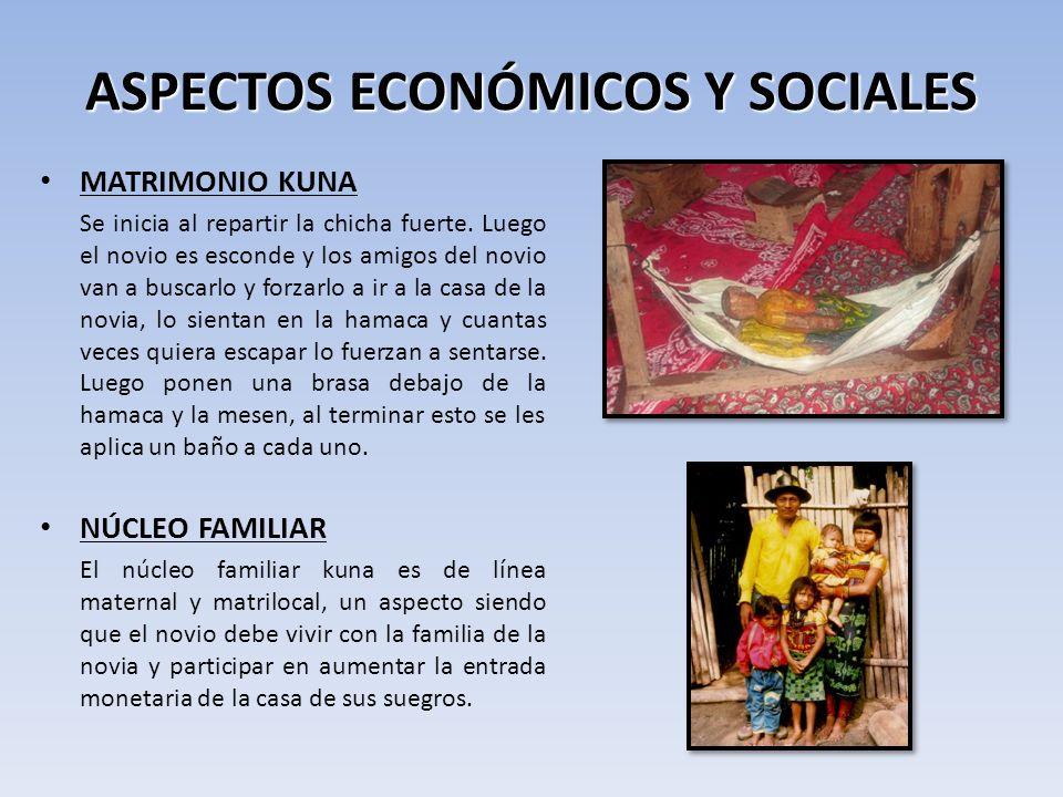 ASPECTOS ECONÓMICOS Y SOCIALES