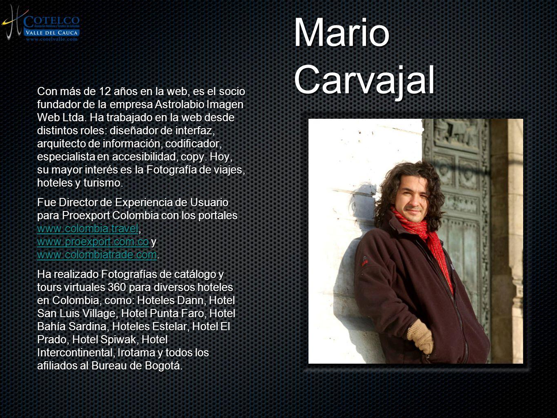 Mario Carvajal