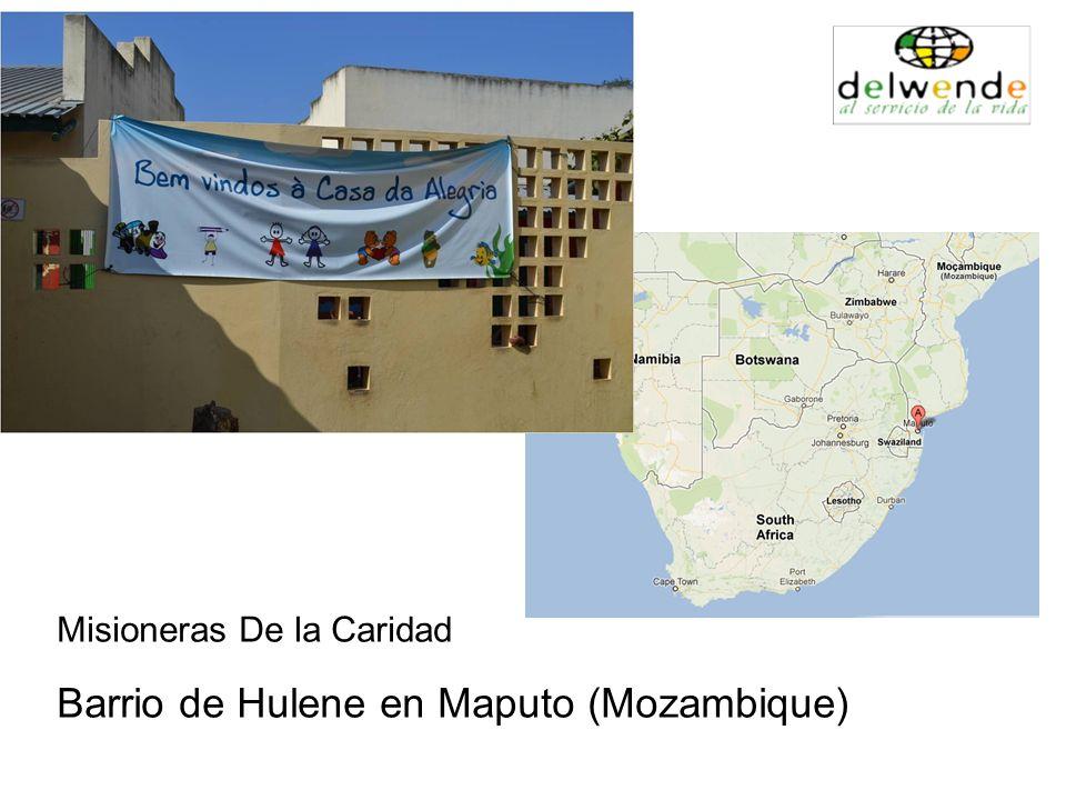 Barrio de Hulene en Maputo (Mozambique)