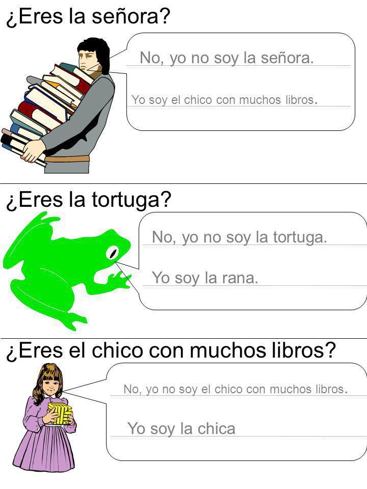 ¿Eres el chico con muchos libros