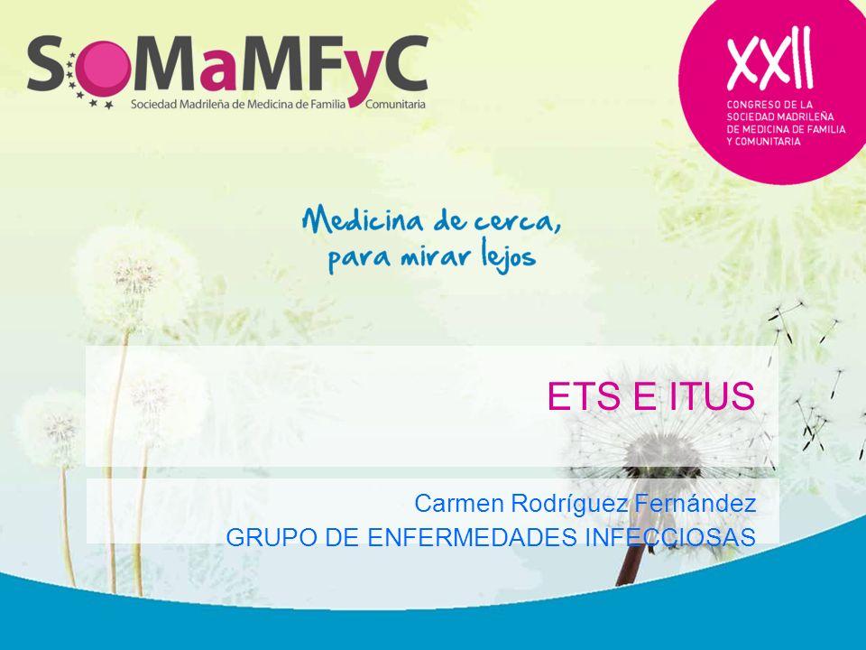 Carmen Rodríguez Fernández Grupo de enfermedades infecciosas