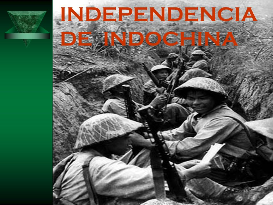 INDEPENDENCIADE INDOCHINA