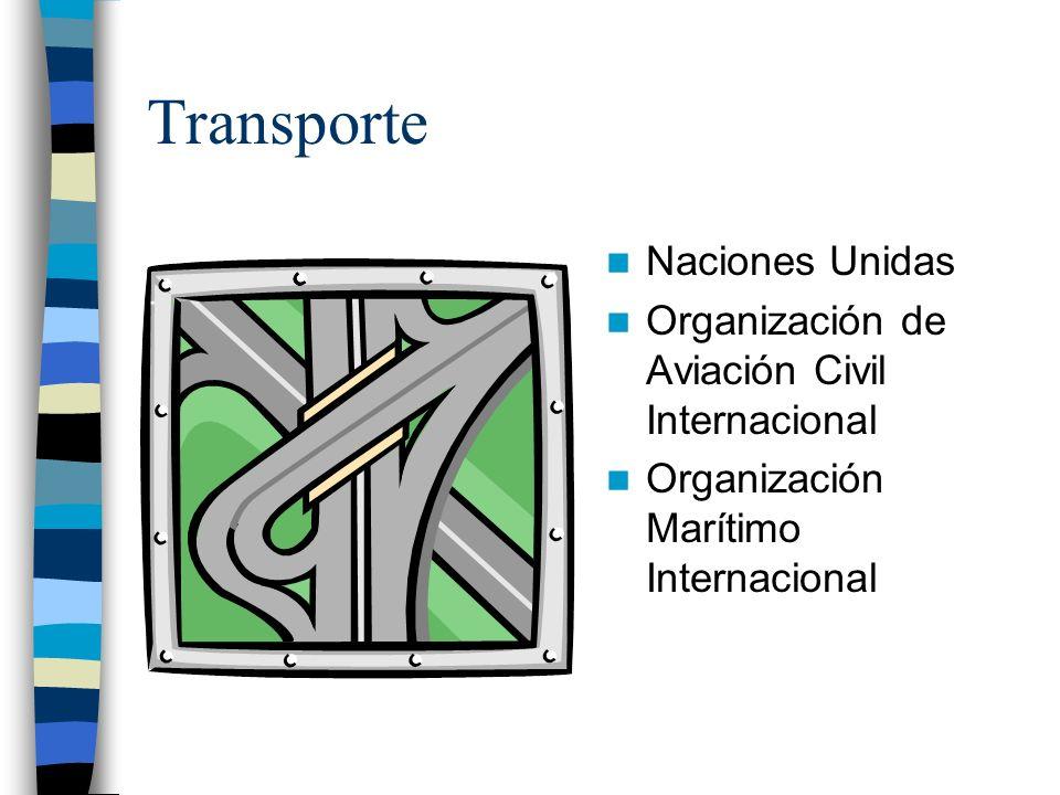 Transporte Naciones Unidas