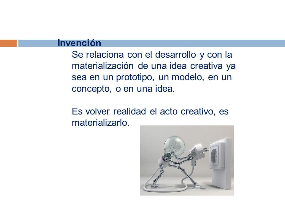 Invención