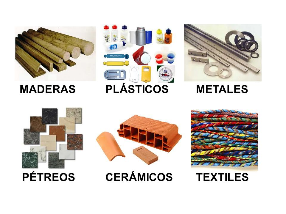 Tipos de materiales ppt video online descargar - Tipos de materiales de construccion ...