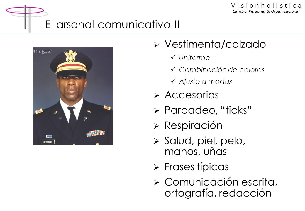 El arsenal comunicativo II