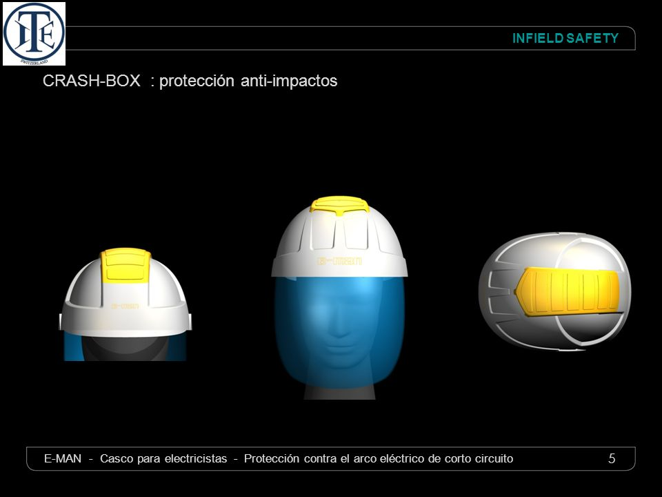 CRASH-BOX : protección anti-impactos
