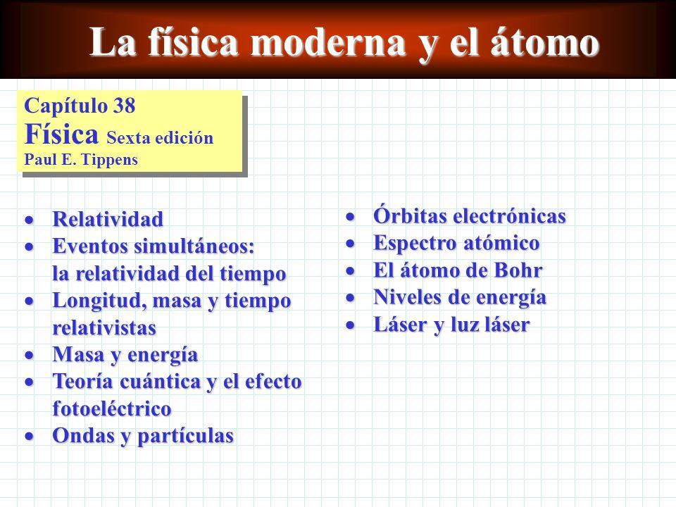La física moderna y el átomo