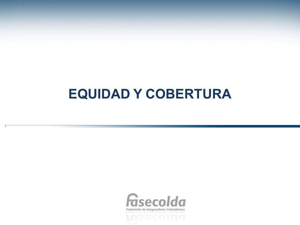 EQUIDAD Y COBERTURA