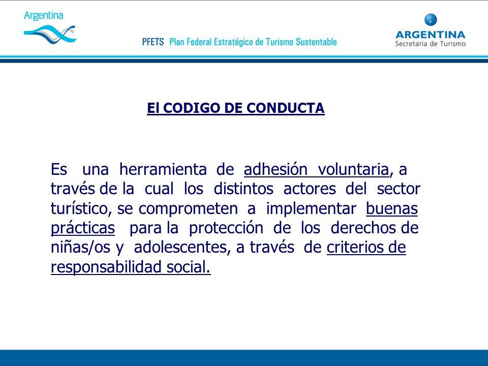 El CODIGO DE CONDUCTA