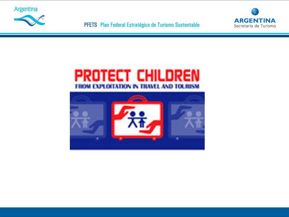 Este es el nuevo logo de la Campaña de la OMT.