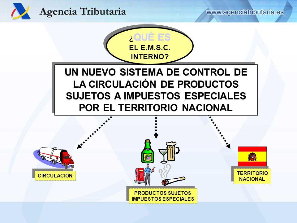 POR EL TERRITORIO NACIONAL
