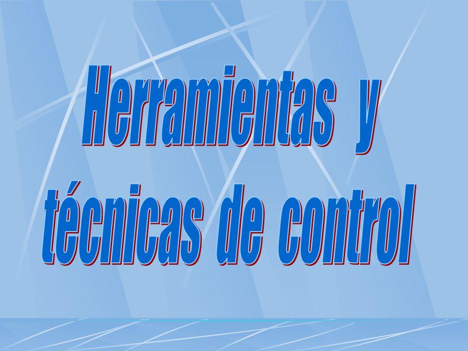 Herramientas y técnicas de control
