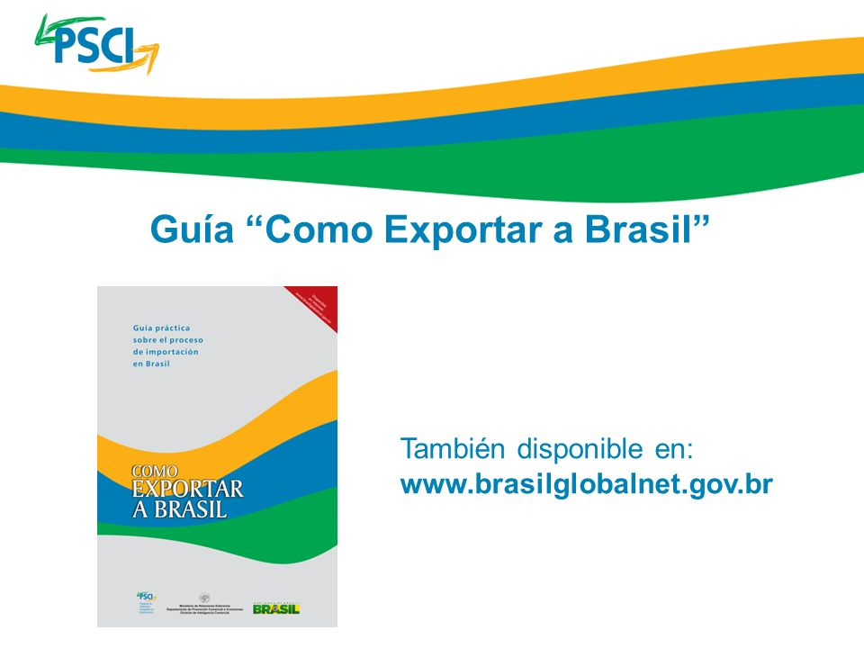Guía Como Exportar a Brasil