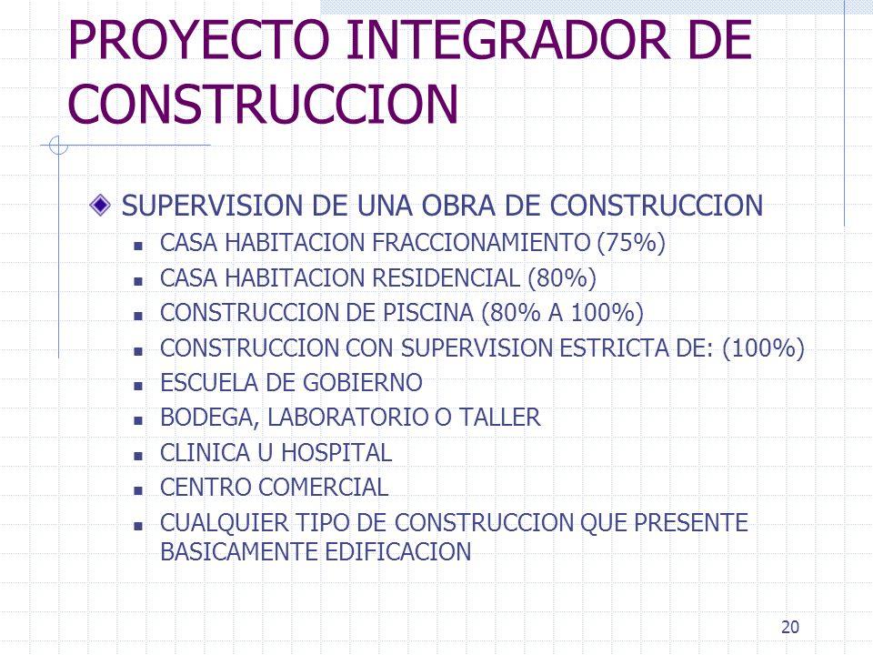 PROYECTO INTEGRADOR DE CONSTRUCCION