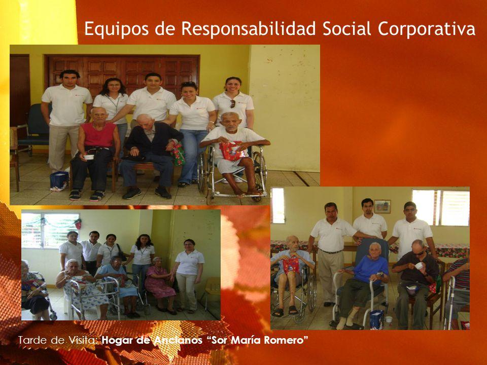 Equipos de Responsabilidad Social Corporativa