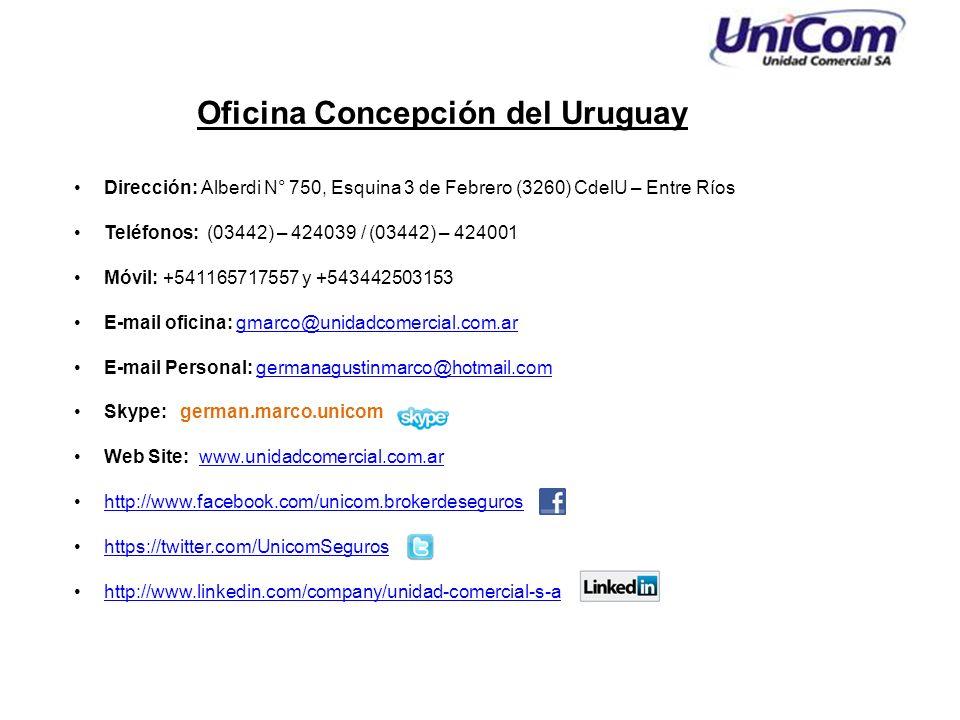 Oficina Concepción del Uruguay