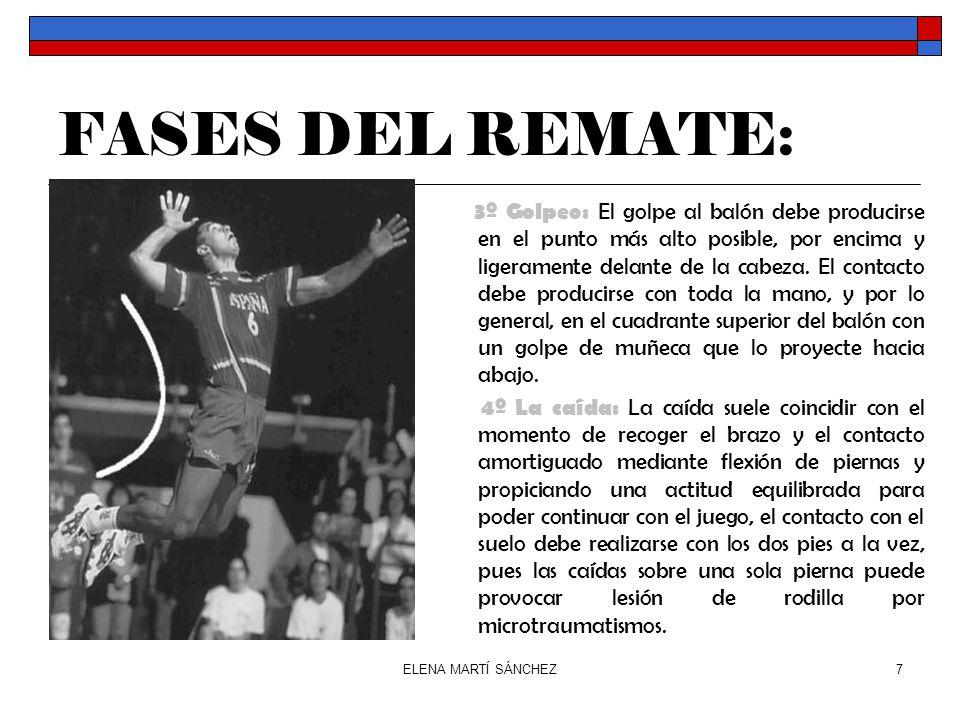 FASES DEL REMATE:
