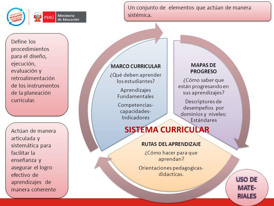 Sistema Curricular basado en un enfoque por competencias - ppt video ...