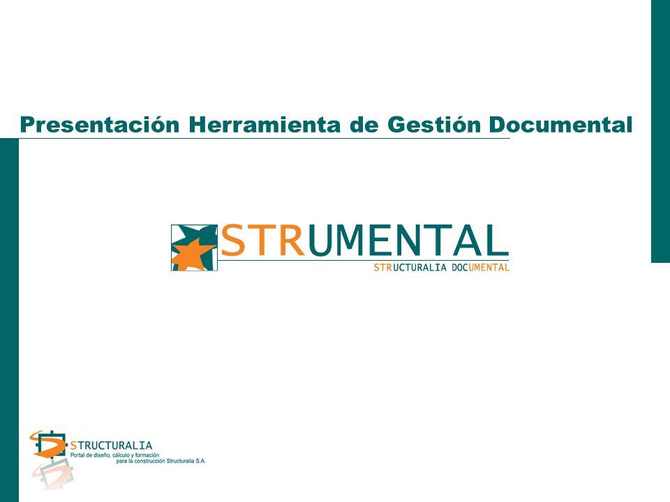 Presentación Herramienta de Gestión Documental