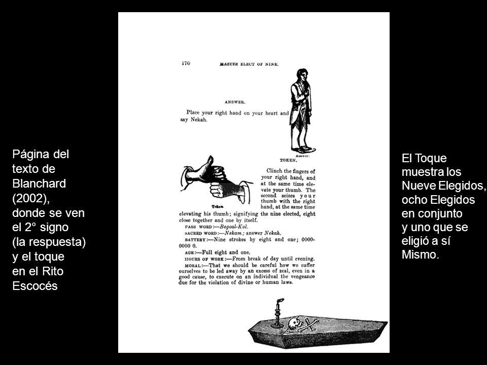 Página del texto de Blanchard (2002), donde se ven el 2° signo
